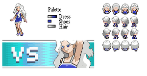 Elite Four Selono Sprites by xavs-pixels