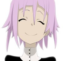 Crona from Soul Eater,manga colour by Ruinless