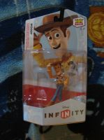 Disney Infinity Woody by spidyphan2