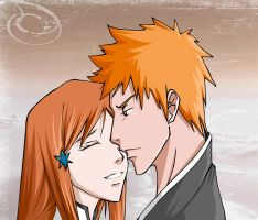 Ichihime... No title Pfff by ihatecollege