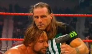 Shawn Michaels Triple H by HardyExist2Inspire13