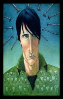 Trent Reznor by mc-the-lane
