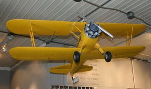 Gallatin Museum 53 Airplane by Falln-Stock