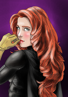 Barbara Gordon by Rayluaza