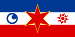 The Socialist Republic of Equestrian Yugoslavia by achaley