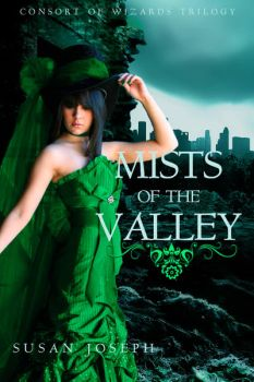 Book Cover - Mists of the Valley by BrynaHarper