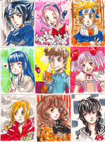 42-Cards set II. by Lahara