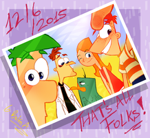 #LastDayOfPhineasAndFerb by Ginny-Wings