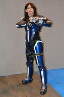 Ashley Williams - Mass Effect Cosplay 2014 by masimage