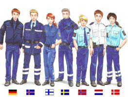 Police international by nessi6688