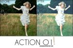 Action One by Heisbieber