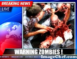 Warning Zombies EXIST by Youtuber1204