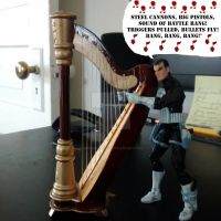 To The Tune of Soft Kitty by OwossoHarpist
