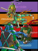 TMNT by SC-Starplatinum