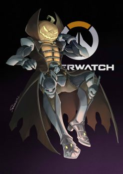 [ow] Halloween-Reaper by Mr-SO