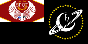 Saturn Colony Flag by 1Wyrmshadow1