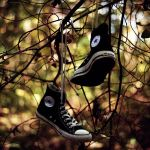 Ohh...  My shoes. by 6Artificial6