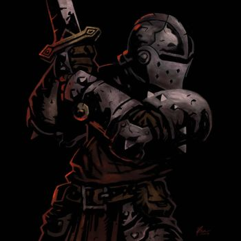 Crusader (Darkest Dungeon) (copy) by Skarabei2211
