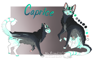 'Caprice' -Design Sale Open- by Errored-Adopts