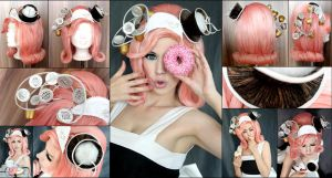 Iron Wig - Round 4: Coffee Loop by chibinis-chan