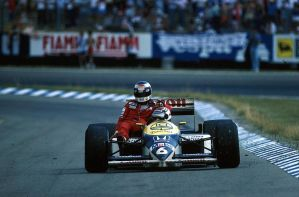 Keke Rosberg | Nelson Piquet (Germany 1986) by F1-history