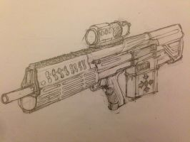 HT V2015 Chinook DMR (Drawn) by HaruAxeman