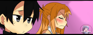 Sword Art Online by AVSotto