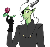 .:Mr. Green:. by Spooksthetic