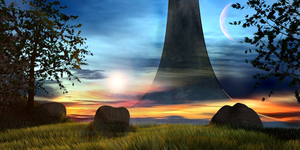 Halo Ringworld 2 by UncleLou