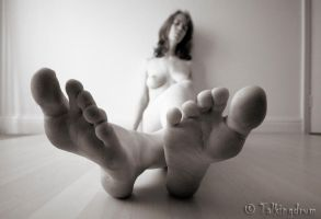 Feet First by Talkingdrum