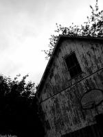 Weathered Shed 2 by SecretsCaptured