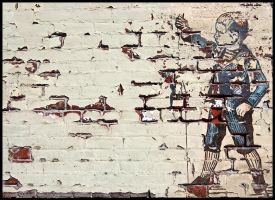 Walking into a Brick Wall by hummbuzz