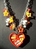 Bento Charm Necklace by quayludes