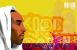 Kobe Bryant - Purple and Gold by andotsiry