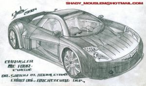 Chrysler MeFour12 by ShadyDesigns