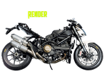 Ducati Motorbike RENDER by SaLvatoRe-BIH