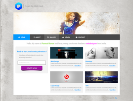 Main Page by Proluvart