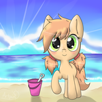 Ocean View by ArtPwny