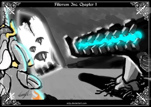 Filiorum Inc. Chapter 1 Image. by Eztp