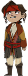 James Kidd Pixel by sammiauditore