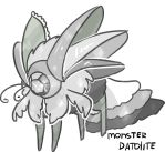 Monster datolite by LunaticLily13