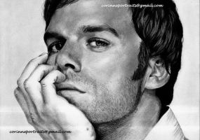 Michael C. HALL by Sadness40