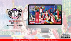 [2013 Win 7 Theme] SNSD - I Got A boy by HKK98