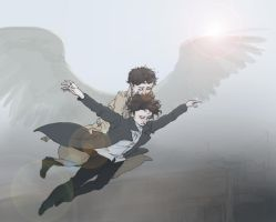 Angels will keep you safe by Tio-Trile