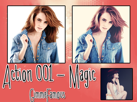 Action 001 - Magic by GimmeFamous