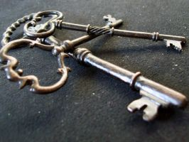 Skeleton Keys by LiveFast-x