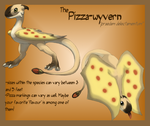 The Pizza Wyvern by TheMiles