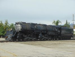 Union Pacific 4014 by JulianKoehler3751