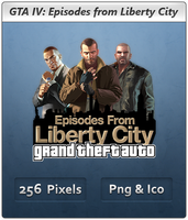 Grand Theft Auto EfLC - Icon 2 by Crussong