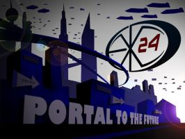 EDX24 Portal to the Future by Maxor-GWD
